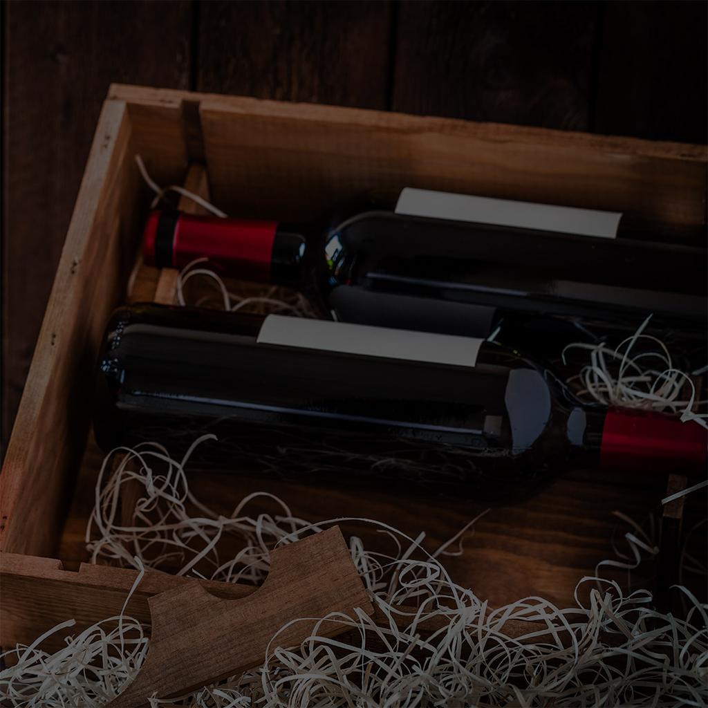 cudze chwalicie prezent wino
