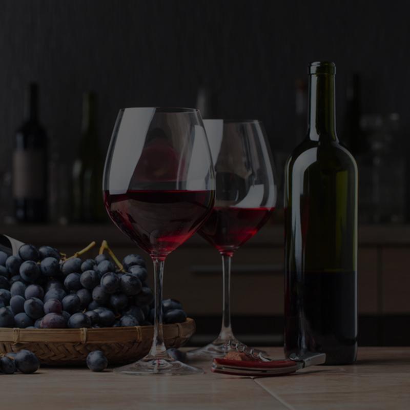 cudze chwalicie wino czerwone